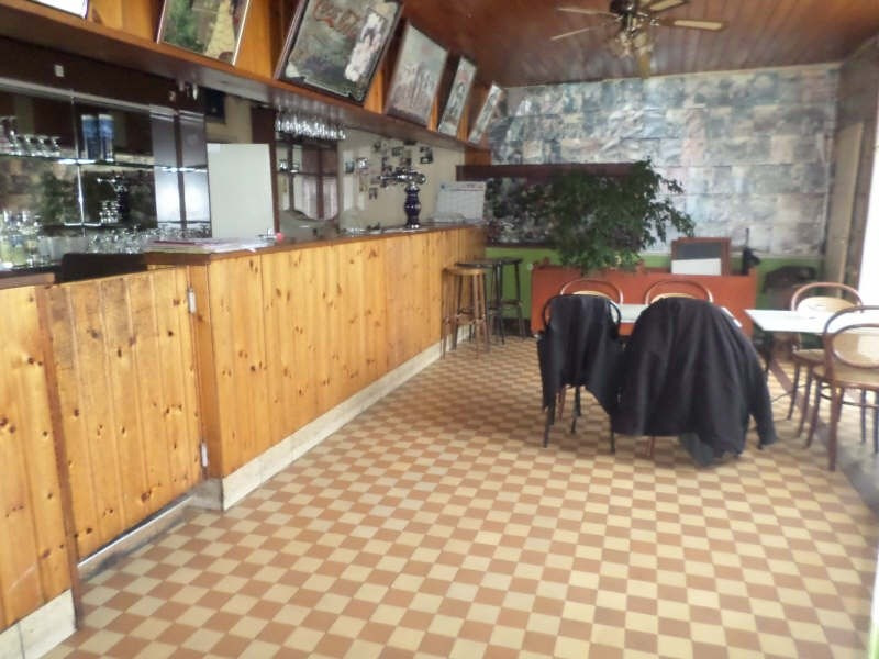 Vente maison / villa Lussac les chateaux 117000€ - Photo 2