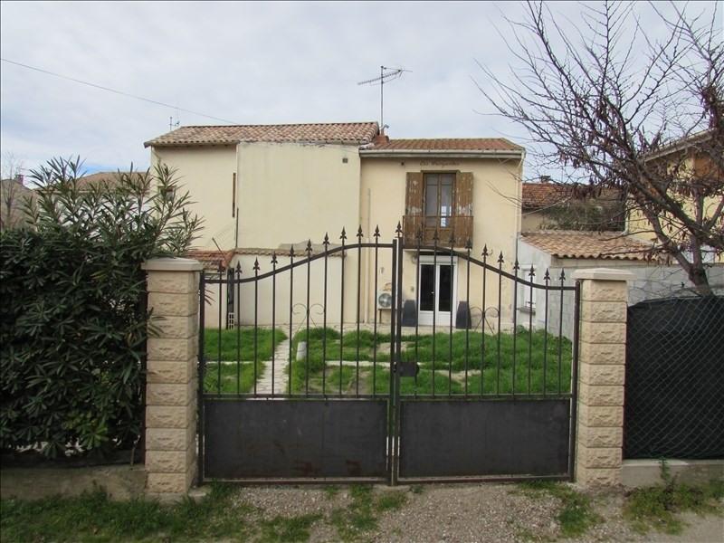 Vente maison / villa Beziers 136000€ - Photo 1