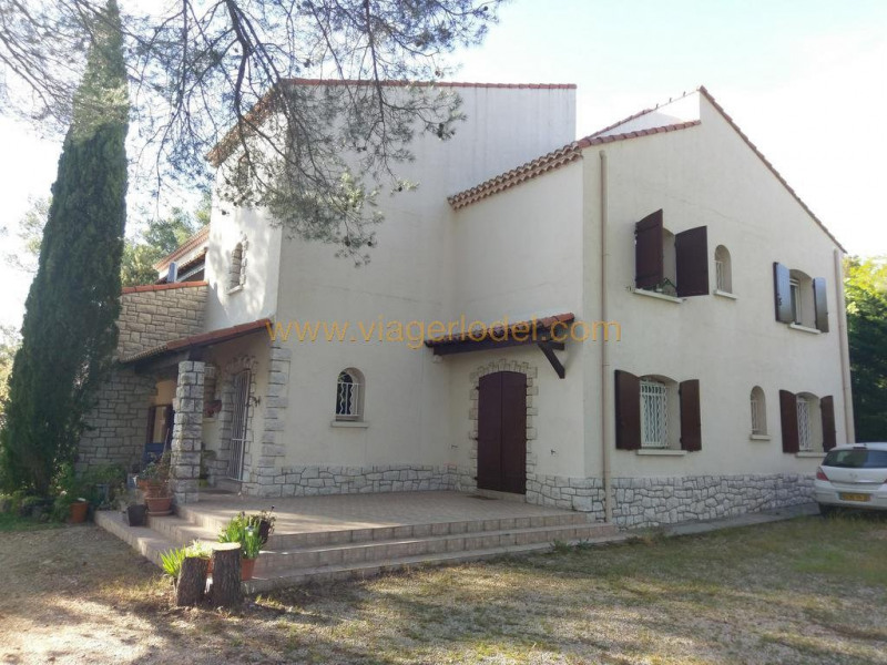 Life annuity house / villa Nîmes 440 000€ - Picture 18