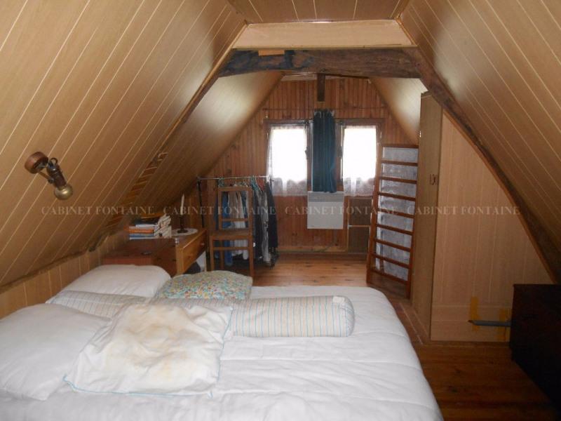 Sale house / villa Francastel 112000€ - Picture 5
