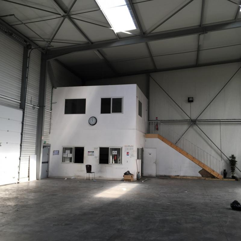 Location Local d'activités / Entrepôt La Courneuve 0