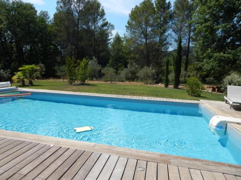 Sale house / villa Salernes 488250€ - Picture 2