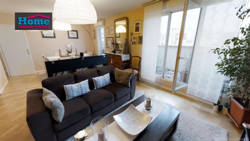 Sale apartment Nanterre 555 000€ - Picture 2