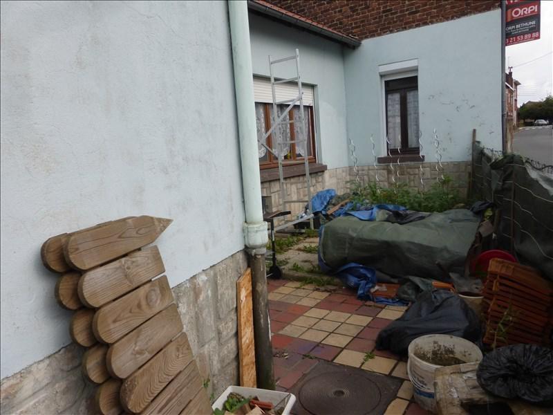 Vente maison / villa Bethune 77000€ - Photo 5