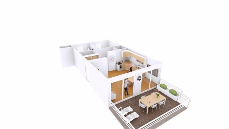 Vendita appartamento Juan les pins 495000€ - Fotografia 10