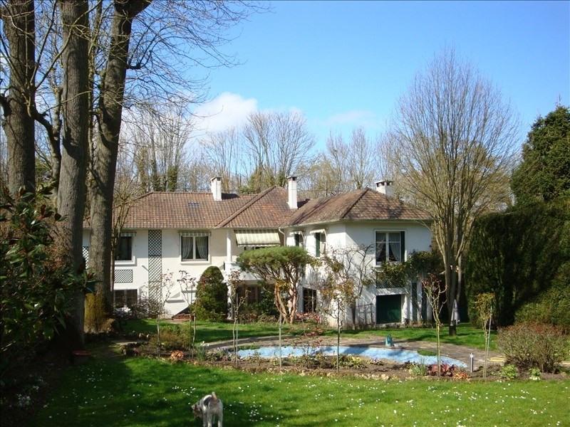 Sale house / villa L'étang-la-ville 793000€ - Picture 1