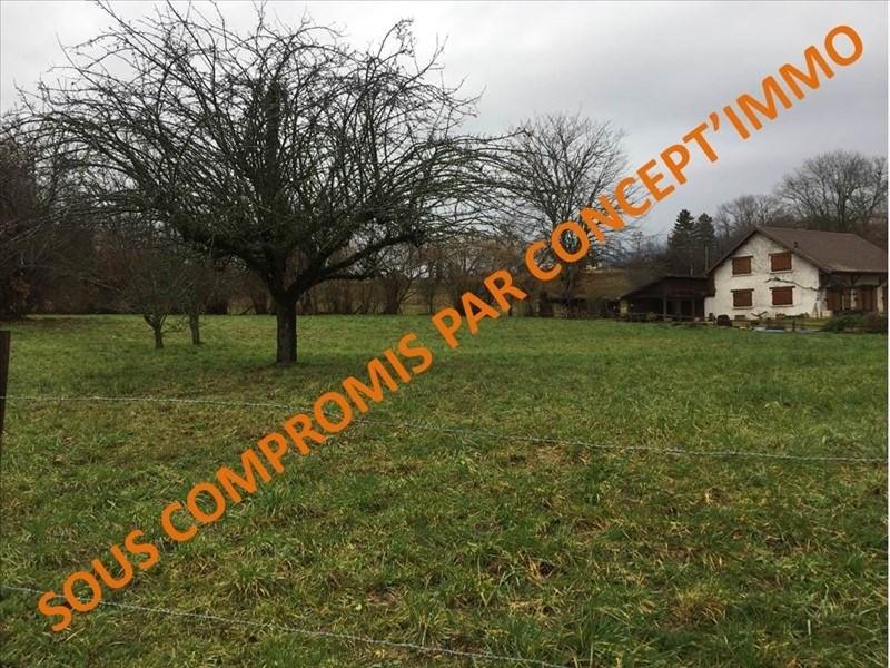 Sale site Artemare 38000€ - Picture 1