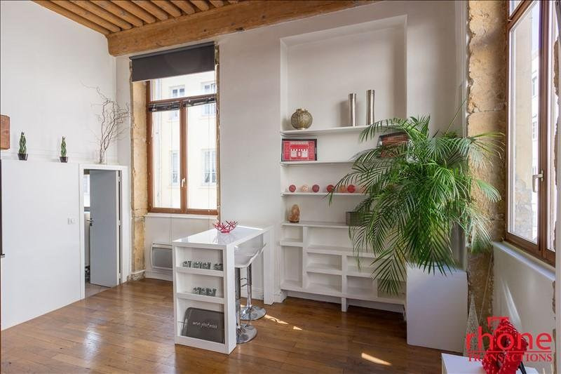 Vente appartement Lyon 4ème 281000€ - Photo 4