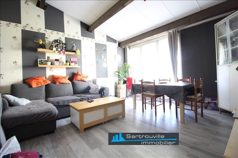 Revenda apartamento Sartrouville 190000€ - Fotografia 1