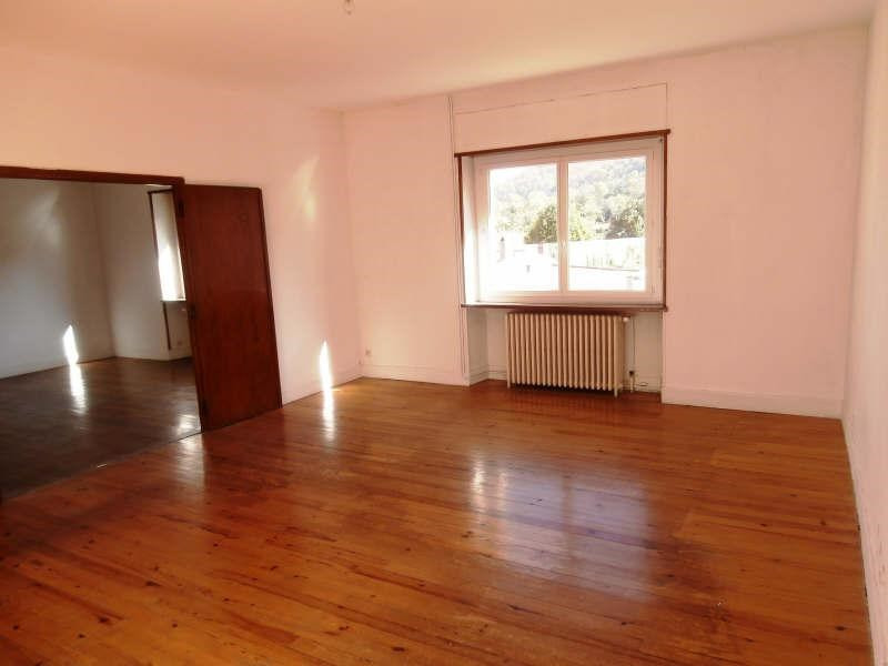 Rental apartment Mazamet 460€ CC - Picture 1