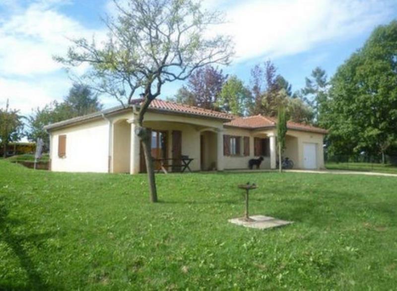Vente maison / villa St trivier de courtes 169000€ - Photo 2