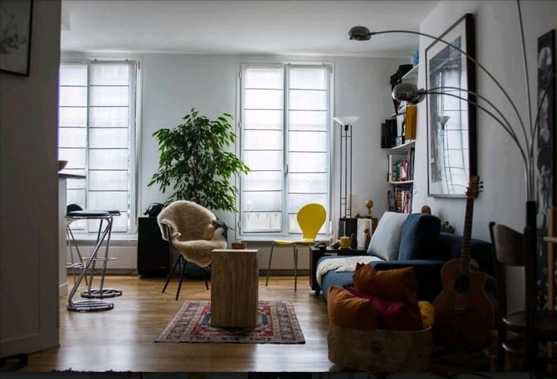 Sale apartment Paris 5ème 628000€ - Picture 2