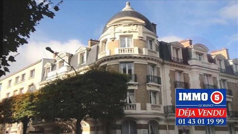 Vente de prestige appartement Le raincy 390000€ - Photo 1