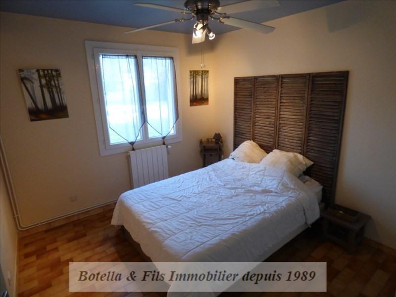 Vente maison / villa Goudargues 237000€ - Photo 7