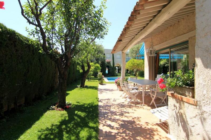 Vacation rental house / villa Juan-les-pins  - Picture 10