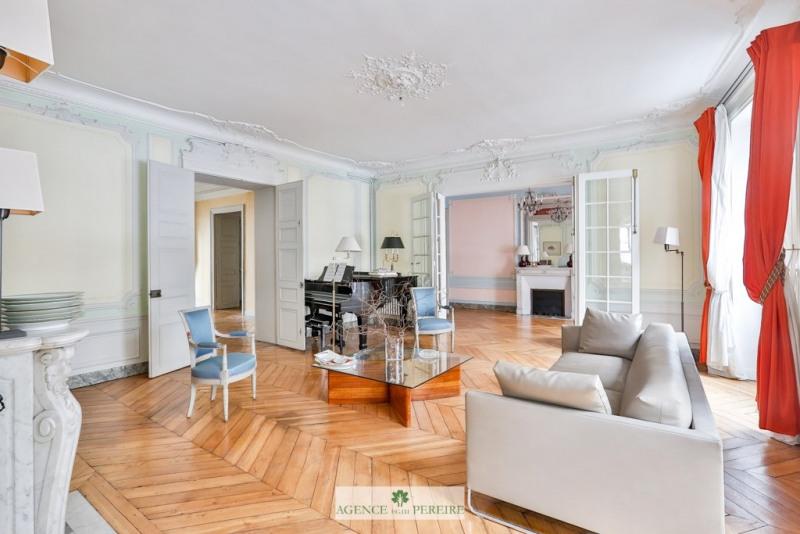 Vente de prestige appartement Paris 9ème 1550000€ - Photo 3