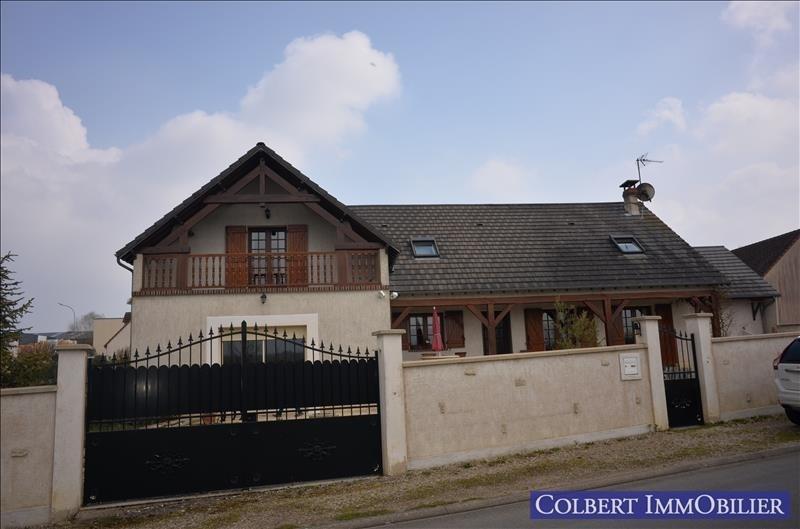 Vente maison / villa St georges sur baulche 430000€ - Photo 9