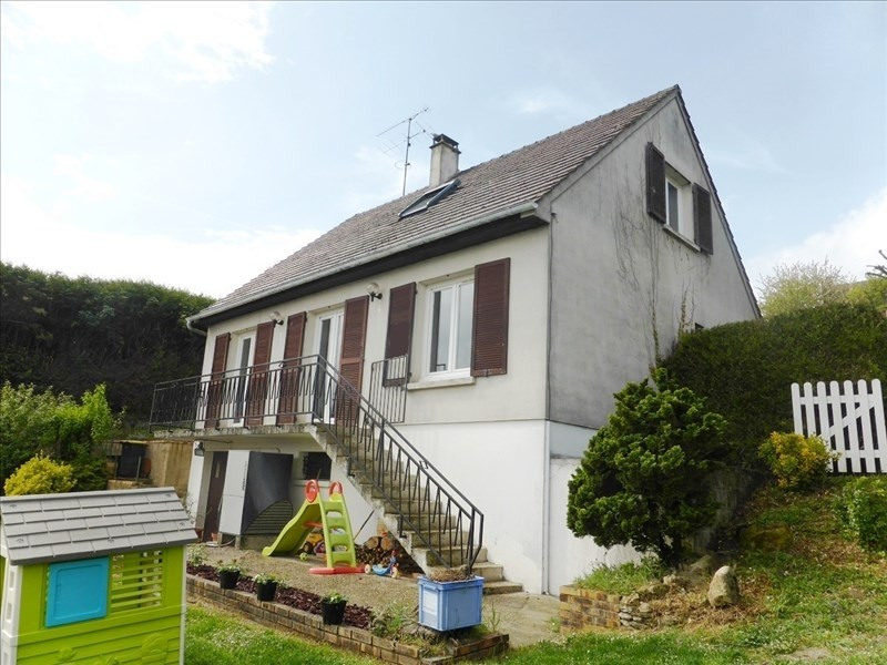 Sale house / villa Crepy en valois 210000€ - Picture 1