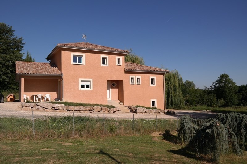 Sale house / villa St sorlin de vienne 360000€ - Picture 5