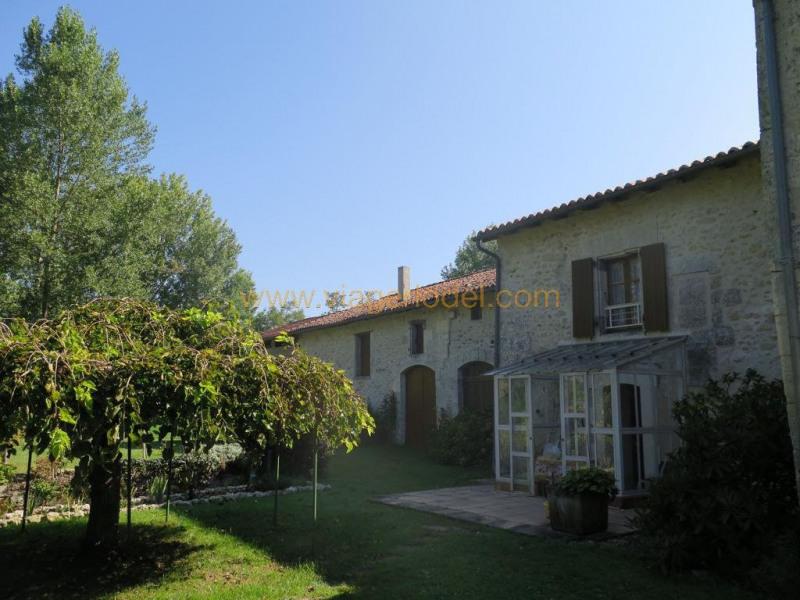 Vendita nell' vitalizio di vita casa La chapelle gresignac 122300€ - Fotografia 4