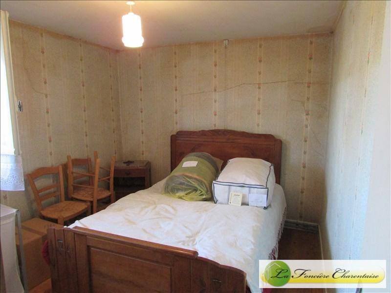 Vente maison / villa Aigre 89000€ - Photo 5
