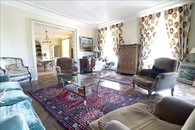 Deluxe sale apartment Versailles 1588000€ - Picture 2