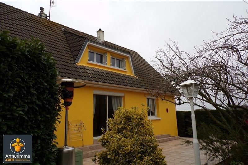 Sale house / villa Epreville 240000€ - Picture 1
