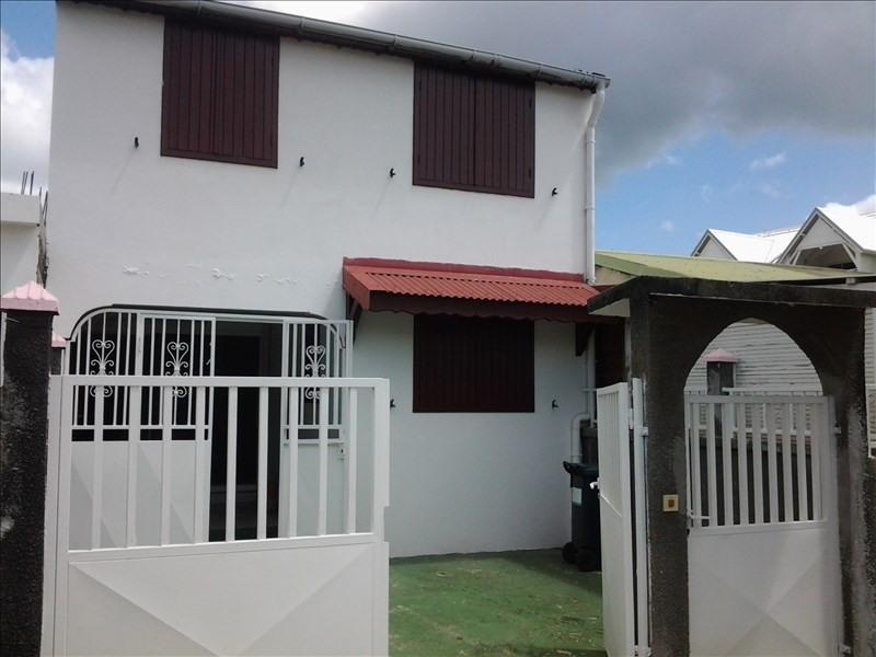 Sale house / villa Les abymes 137000€ - Picture 1