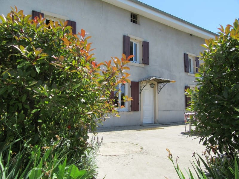 Vente maison / villa Estrablin 380000€ - Photo 2
