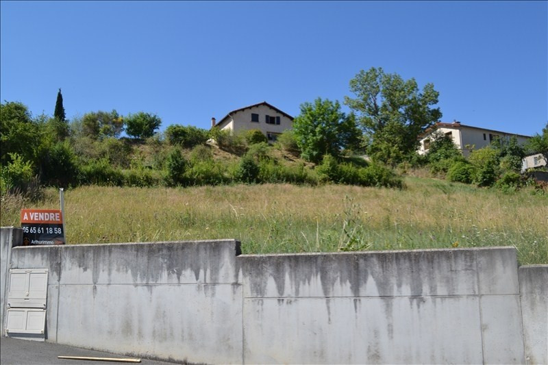 Sale site Millau 67 000€ - Picture 1
