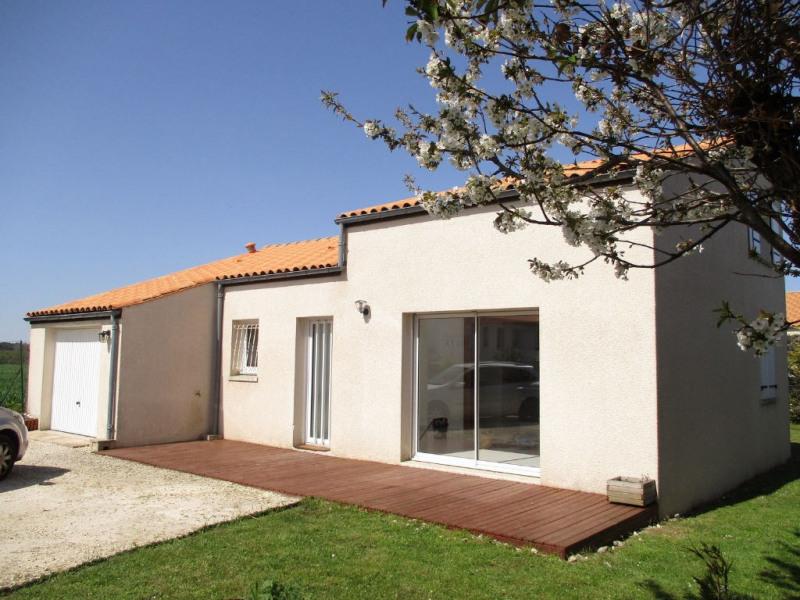 Vente maison / villa Meschers sur gironde 211400€ - Photo 1