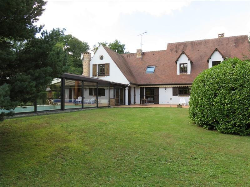 Vente de prestige maison / villa Germigny l eveque 690000€ - Photo 1