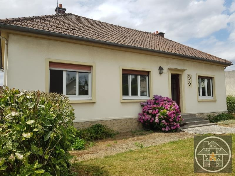Rental house / villa Thourotte 800€ CC - Picture 1