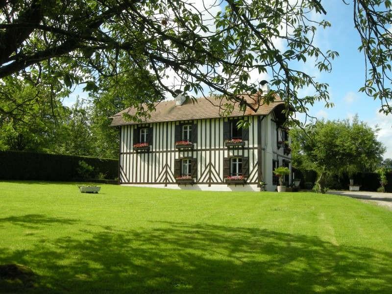 Sale house / villa Vauville 489000€ - Picture 2