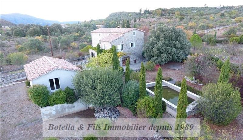 Immobile residenziali di prestigio casa Les vans 599000€ - Fotografia 1
