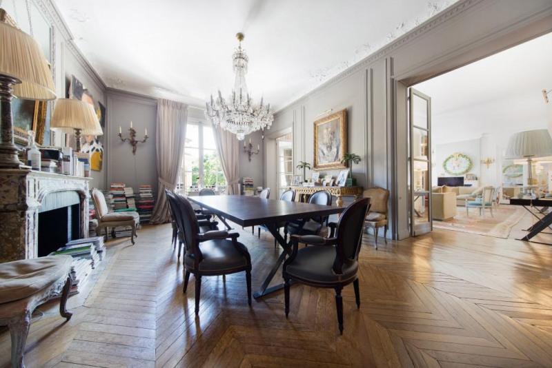 Revenda residencial de prestígio apartamento Paris 7ème 5600000€ - Fotografia 3