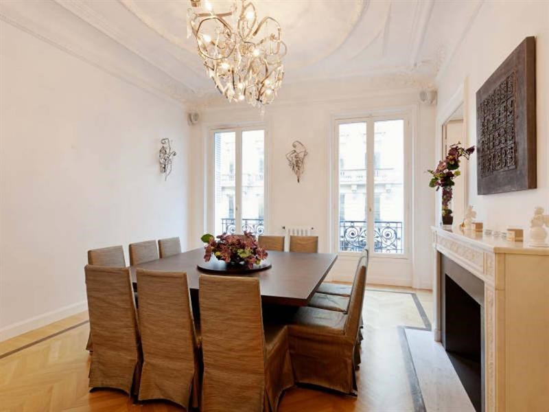 Immobile residenziali di prestigio appartamento Paris 8ème 4995000€ - Fotografia 3