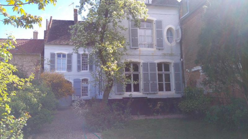 Vente de prestige hôtel particulier Montreuil sur mer 575000€ - Photo 1