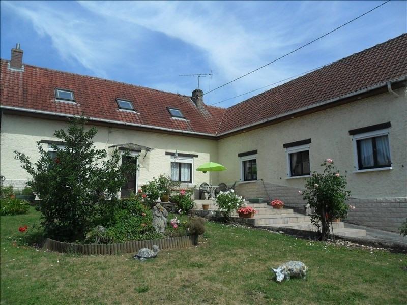 Vente maison / villa Bucquoy 150000€ - Photo 1