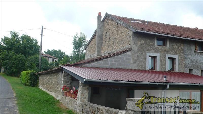 Sale house / villa St gervais sous meymont 46200€ - Picture 3