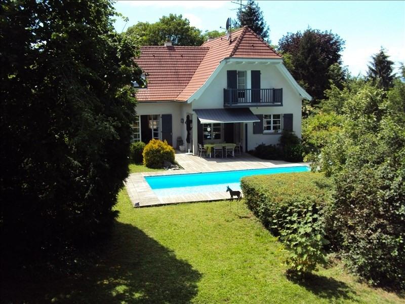 Deluxe sale house / villa Riedisheim 595000€ - Picture 1