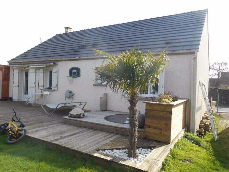 Sale house / villa Thieuloy saint antoine 167500€ - Picture 1