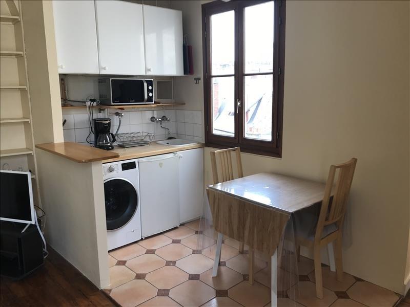 Rental apartment Paris 14ème 1050€ CC - Picture 2
