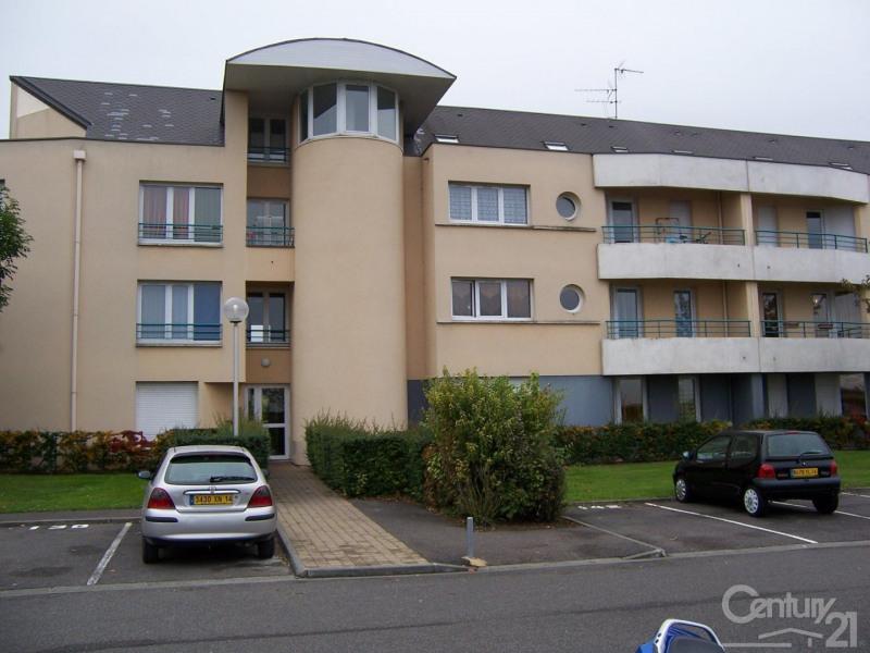 Locação apartamento Fleury sur orne 520€ CC - Fotografia 1