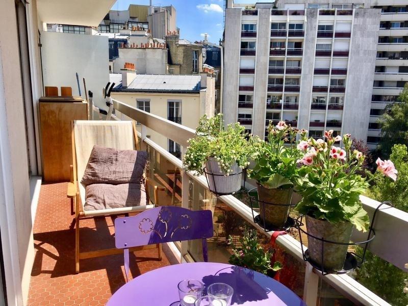 Investment property apartment Paris 15ème 430000€ - Picture 1