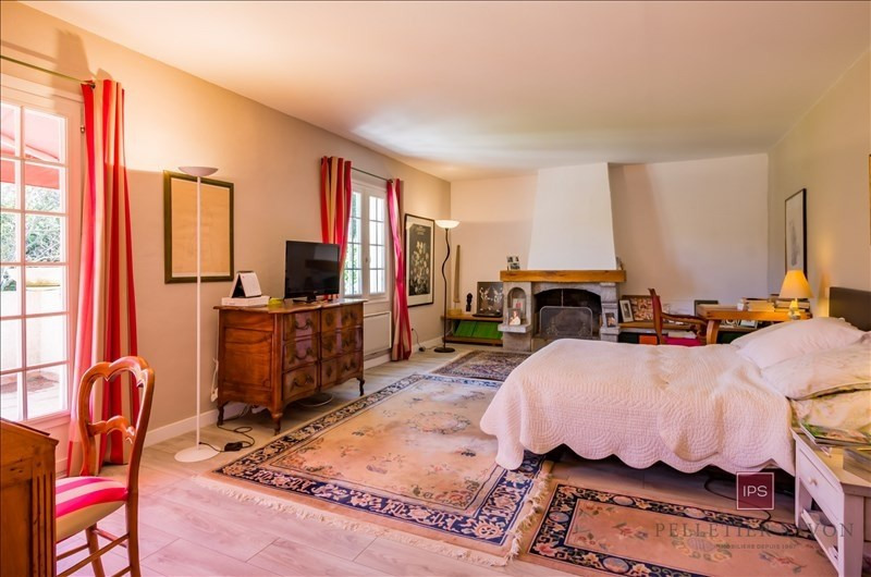 Vente de prestige maison / villa Le puy ste reparade 630000€ - Photo 7