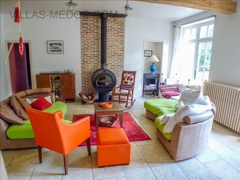 Vente maison / villa Queyrac 441 000€ - Photo 7