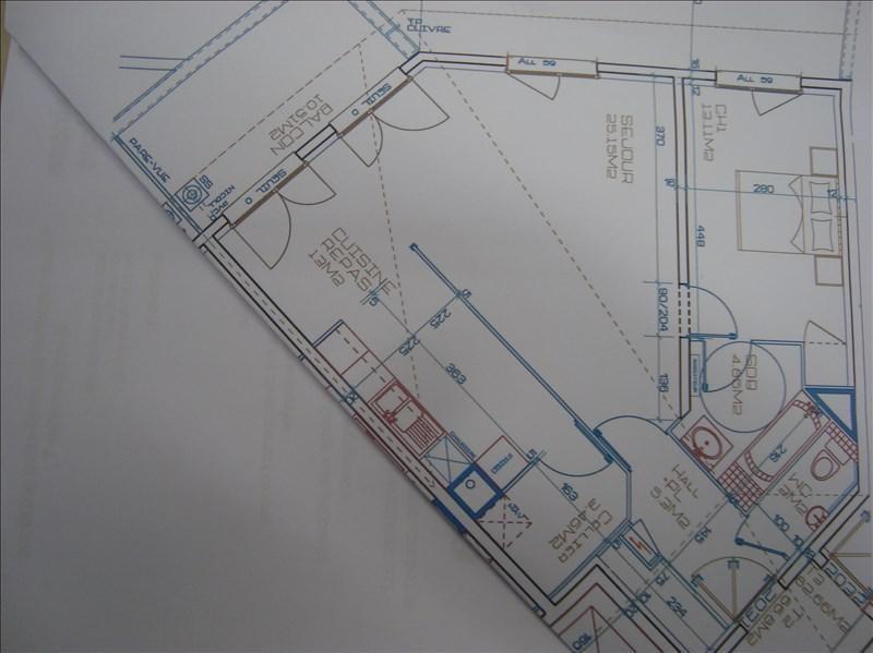 Vendita appartamento Thoiry 267000€ - Fotografia 3