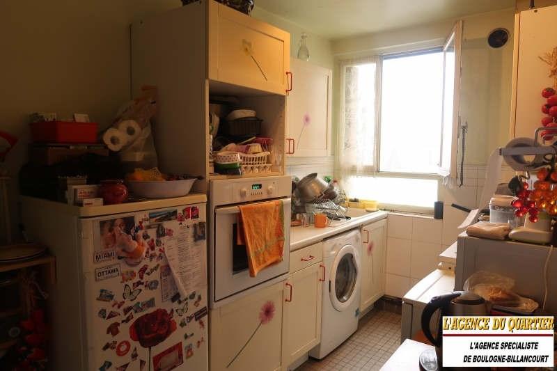 Venta  apartamento Boulogne billancourt 530000€ - Fotografía 3