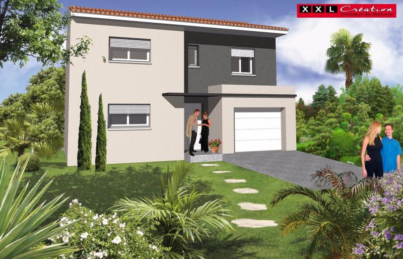 Maison  4 pièces + Terrain 204 m² Trouillas par XXL CREATION